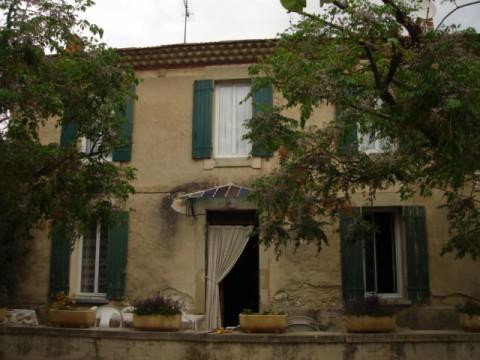 Restauration facade Jonquerettes (84) - 01